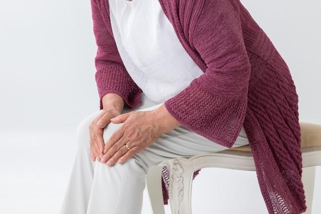 高齢者の膝痛